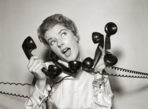 To man calls